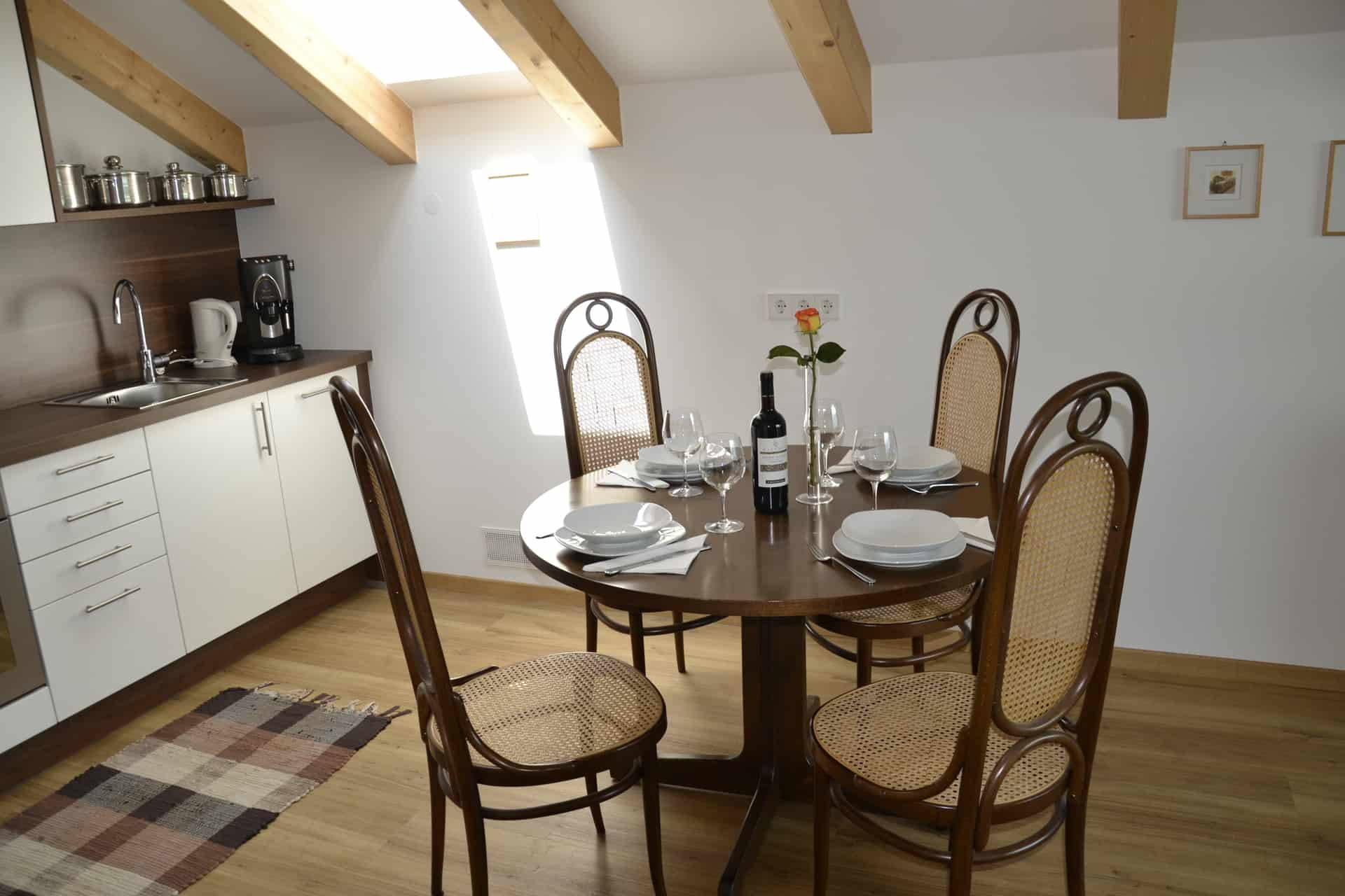 Appartamento per self-catering in Alto Adige