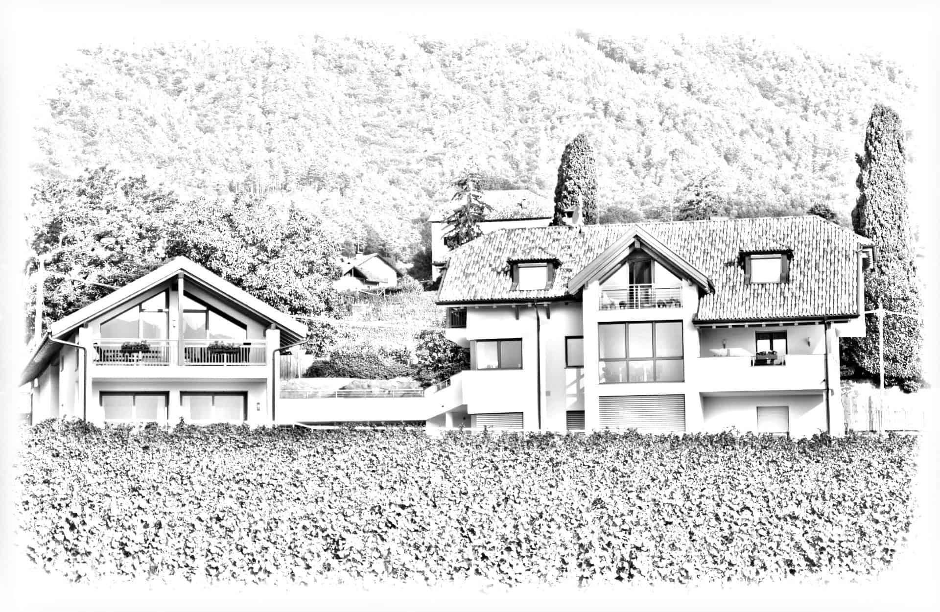 Oberberghof Ferienwohnungen Südtirol