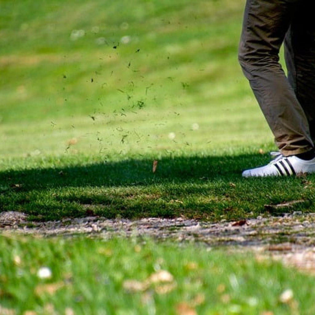 Es gibt viele Golfplätze in Südtirol