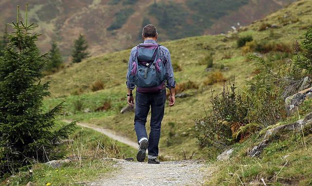 Es gibt viele Wandermöglichkeiten rund um Bozen